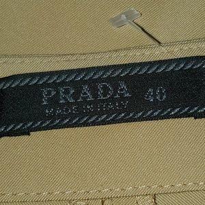Prada skirt size 40